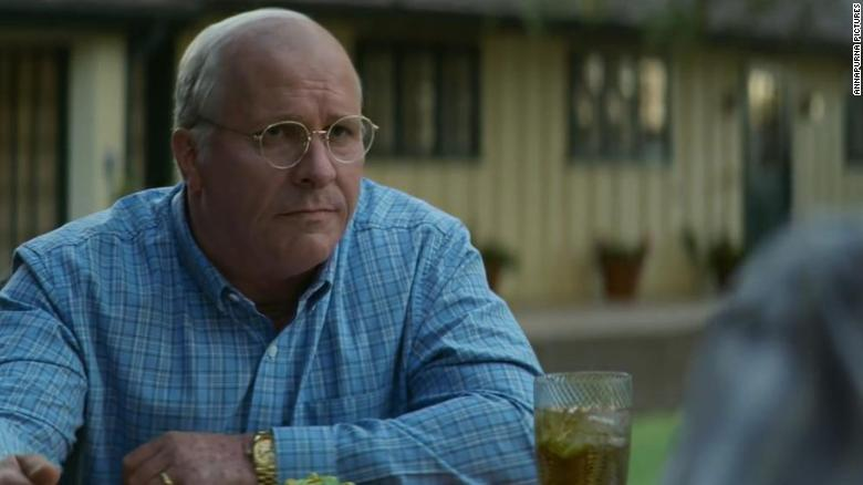 "Best actor in a motion picture -- musical or comedy: Christian Bale, ""Vice"""