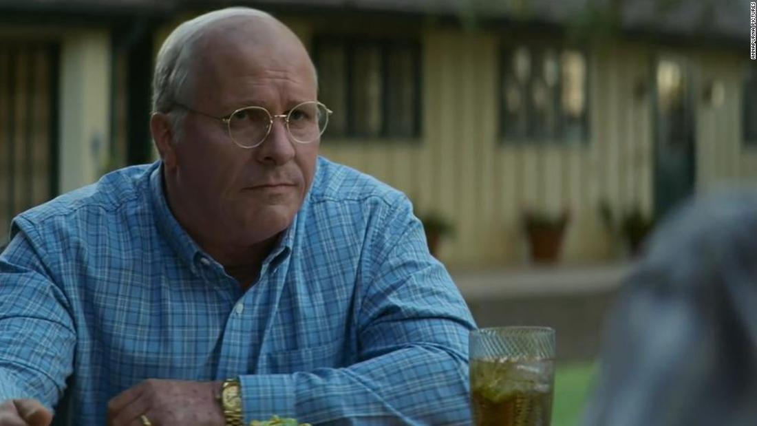 "<strong>Best actor in a motion picture -- musical or comedy:</strong> Christian Bale, ""Vice"""