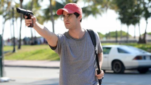 "Best actor in a miniseries or television film: Darren Criss, ""The Assassination of Gianni Versace: American Crime Story"""