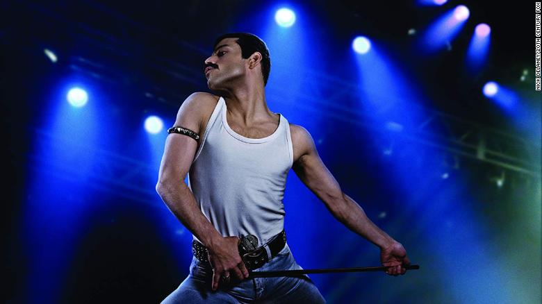 "Best motion picture -- drama: ""Bohemian Rhapsody"""