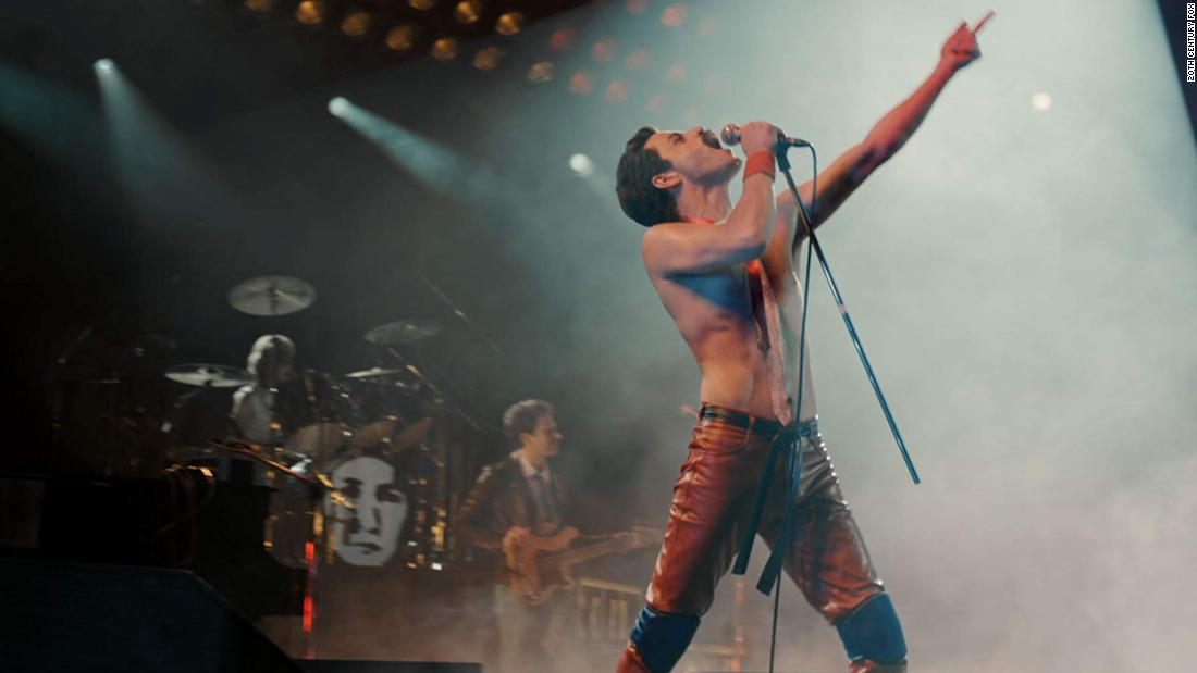 "<strong>Best actor in a motion picture -- drama:</strong> Rami Malek, ""Bohemian Rhapsody"""