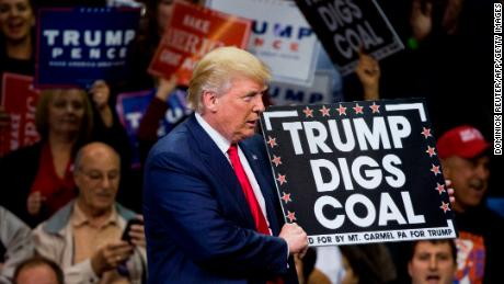 Coal mines closing despite Trump's promises