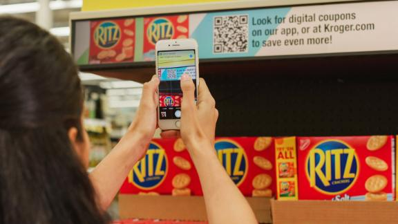 Kroger is working with Microsoft to bring digital shelves, price tags, and advertisements to two pilot stores.