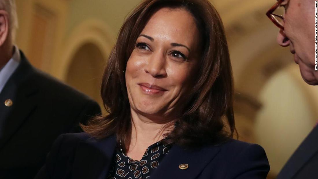 Kamala Harris opens up as she eyes a 2020 bid