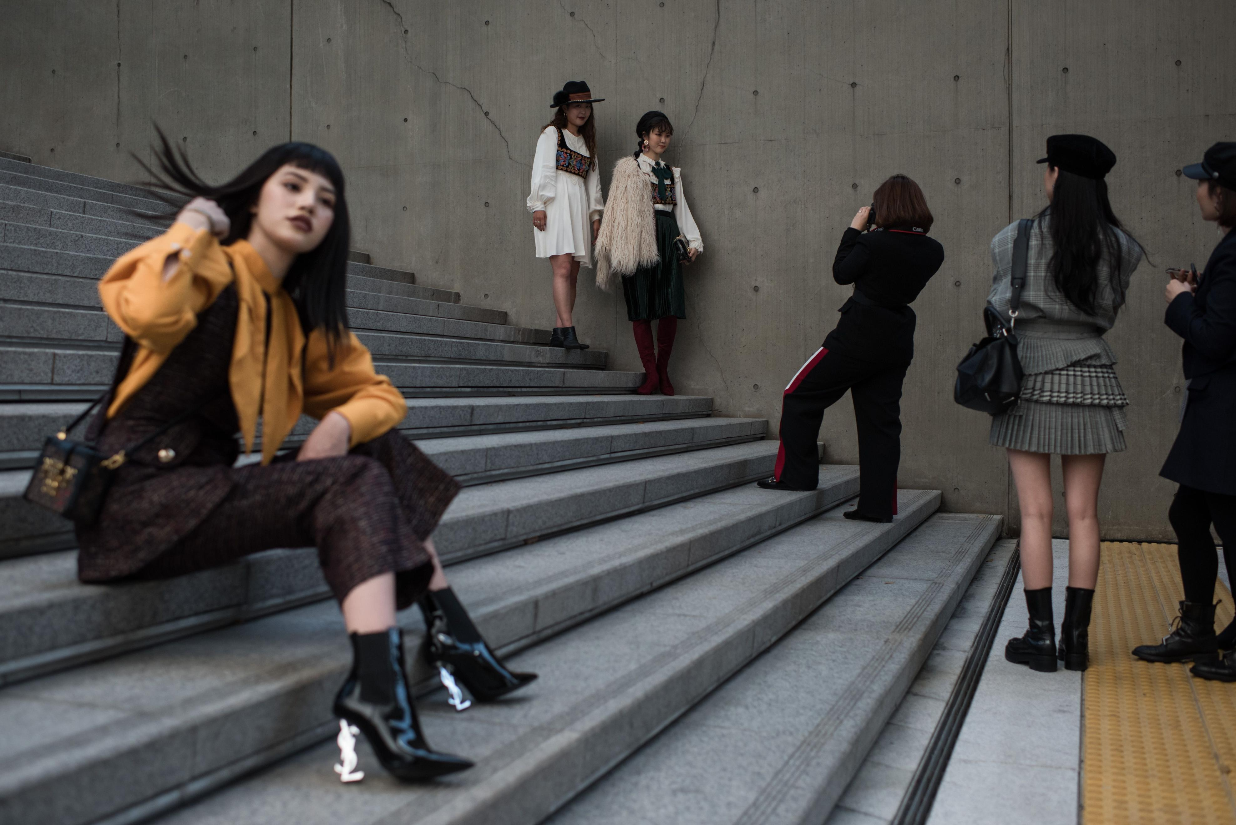 3e64d91dee75 Escape the corset  How South Koreans are pushing back against beauty  standards