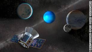 NASA's planet-hunter TESS makes first discoveries