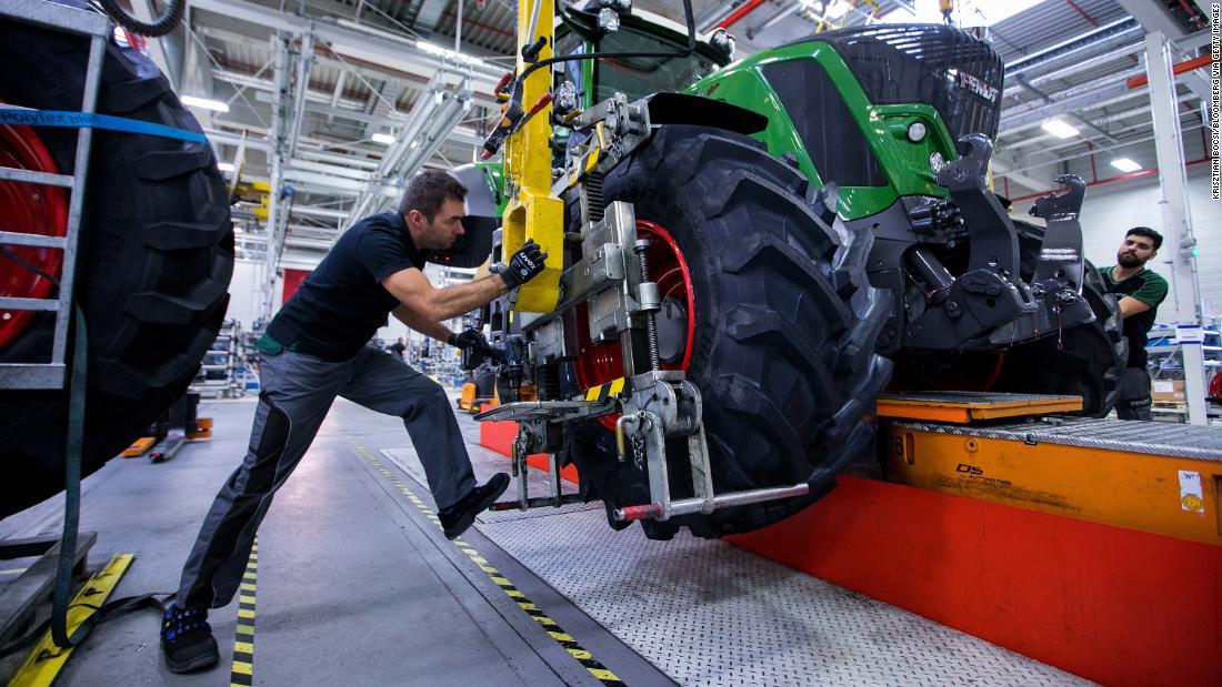 German economy had its worst year since 2013