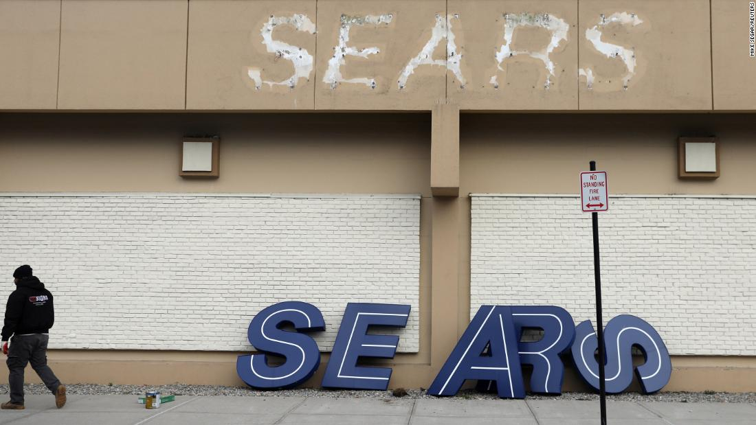 Sears reaches 11th hour deal to stay in business -- for now