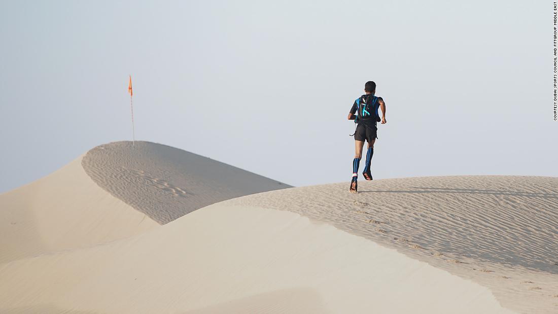'World's longest desert ultramarathon' launches in Dubai