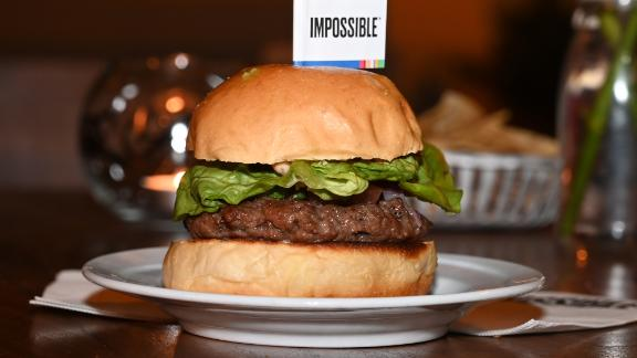 Impossible Foods has a new version of its meatless burger that tastes and feels more like a real beef patty.