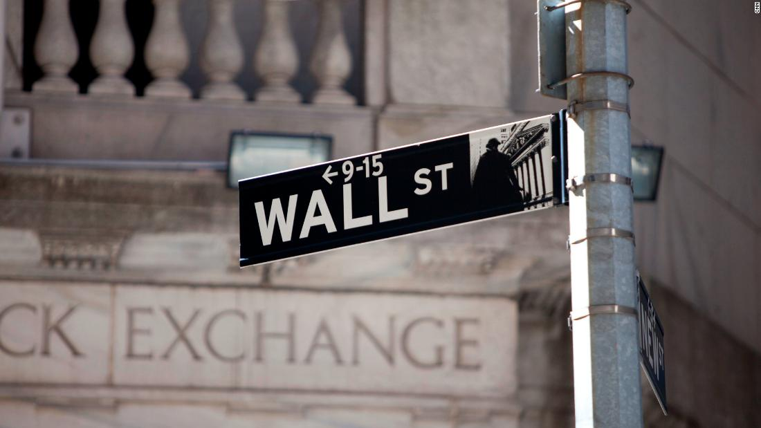 Wall Street orignated as a slave market in the 1700s.