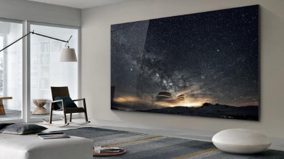 The Wall is a 219-inch modular TV