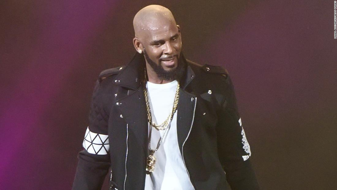 Warrant issued for R  Kelly's former manager - CNN