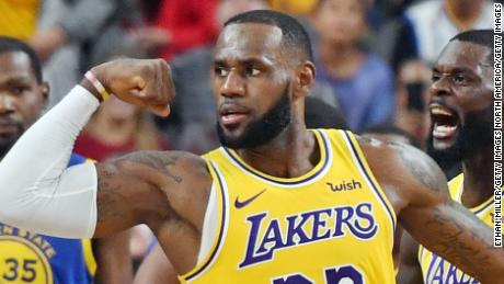 Roger Federer said he would like to have the size and strength of NBA star LeBron James.