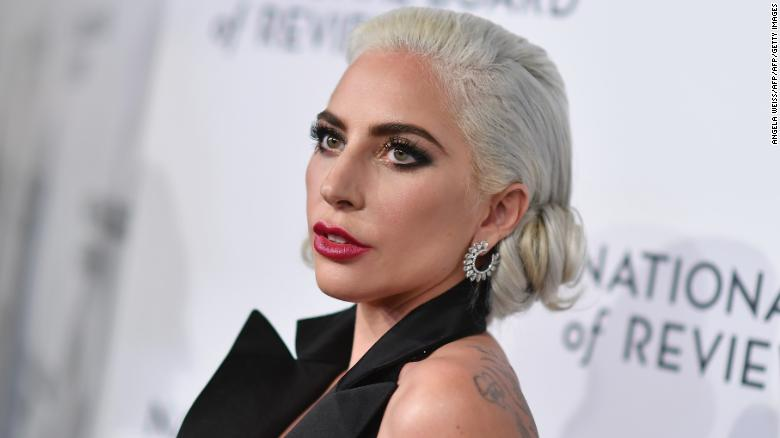 Lady Gaga speaks out on R  Kelly