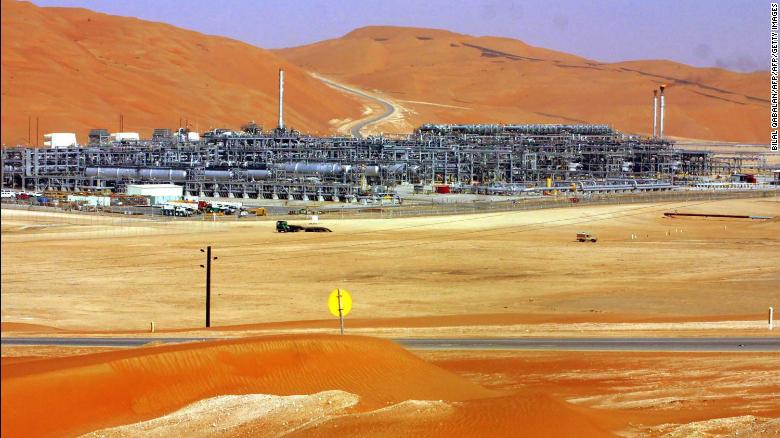 Saudi Arabia consumes around one quarter of its own yearly oil production.