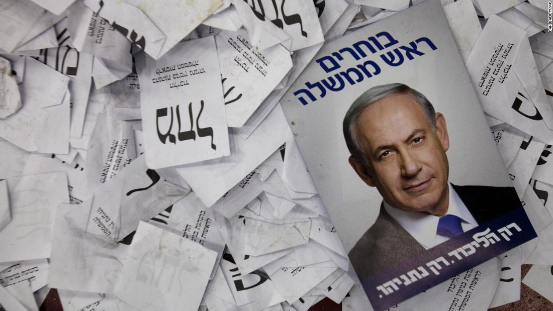 Israel's intelligence chief warns of foreign election interference