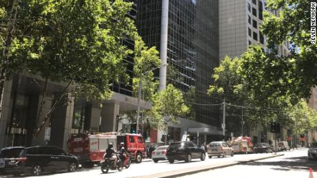 Suspicious packages have reprotedly been sent to numerous foreign embassies and consulates across Melbourne and the Australian Capital Territory.
