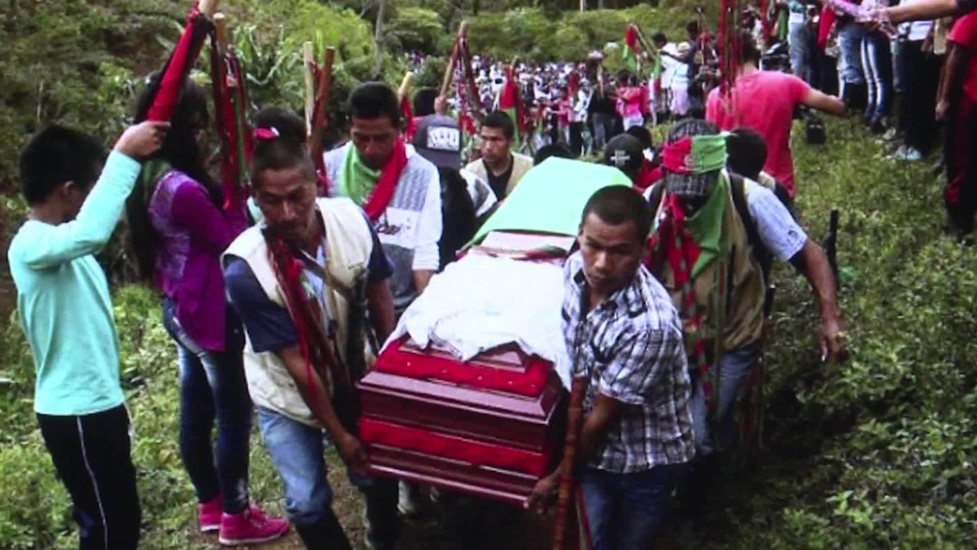 Asesinatos de líderes sociales en Colombia se han incrementado - CNN Video