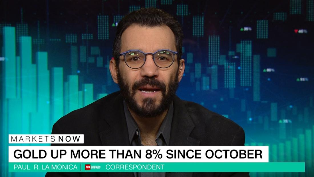 Is it time to invest in gold? - CNN Video
