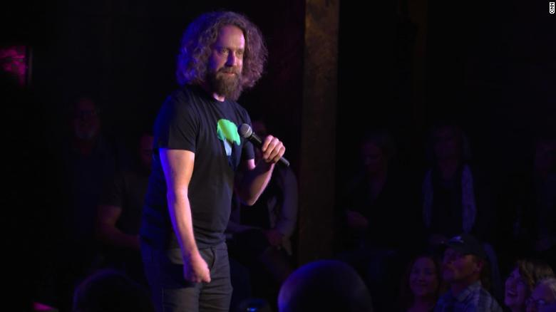 "Josh Blue has appeared on ""The Tonight Show Starring Jimmy Fallon,"" ""The Ellen DeGeneres Show"" and more."