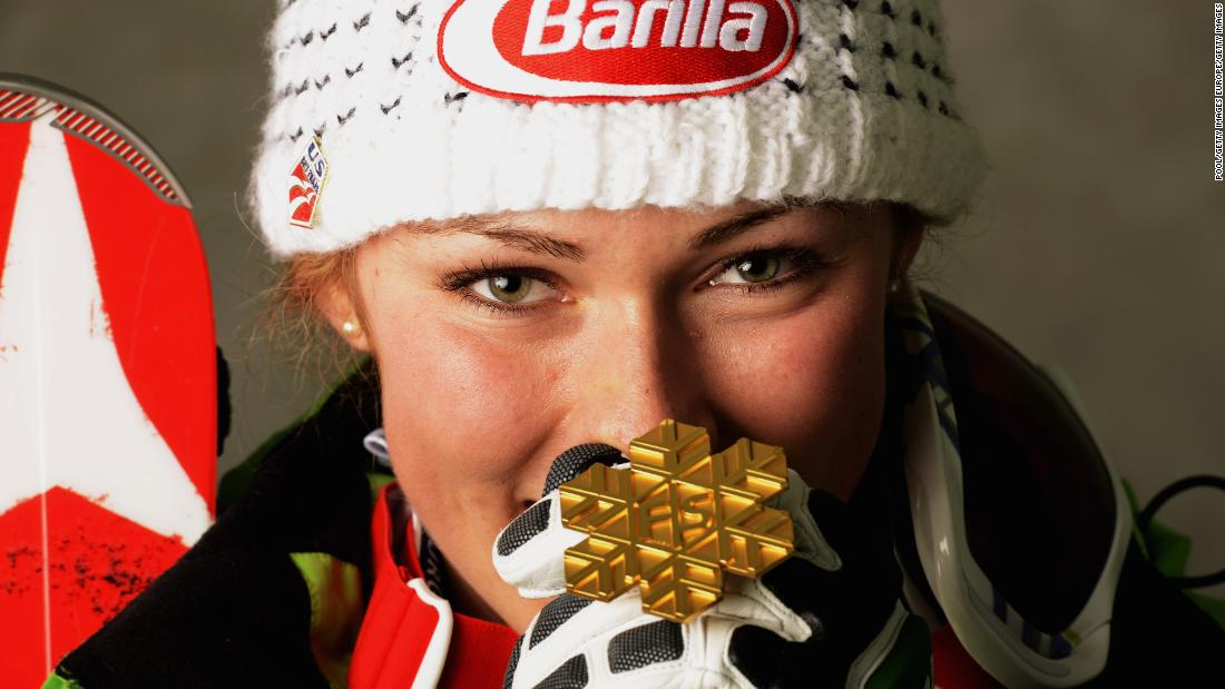 The youngster continued her good form, winning a further three World Cup slalom races that season. She also struck slalom gold at the 2013 World Championships in Schladming, Austria.
