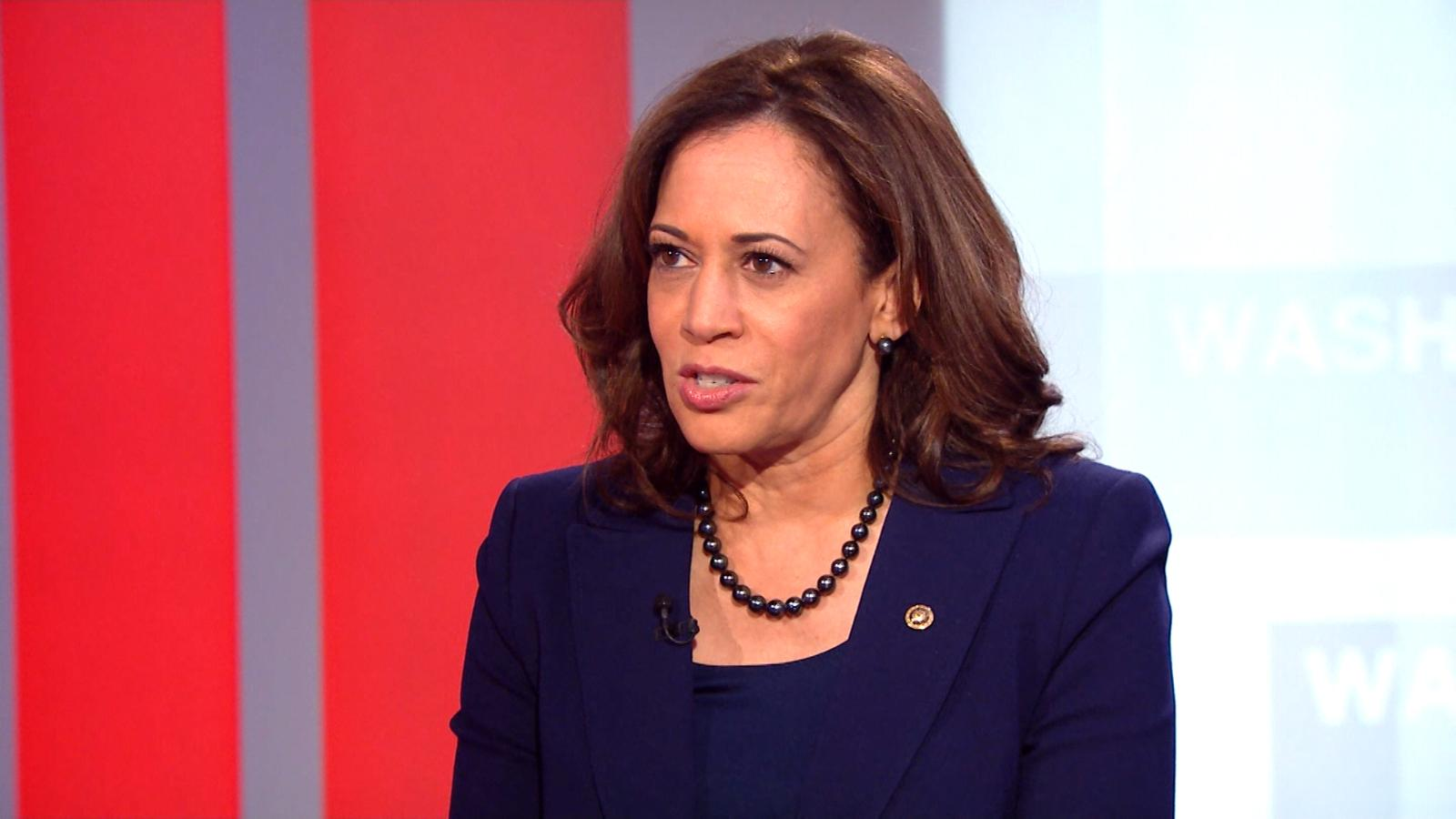 What Is It And Does Kamala Harris Have It Cnnpolitics
