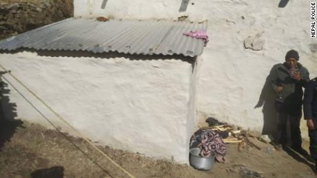Banished from home for menstruating, mother and two children die in Nepali hut