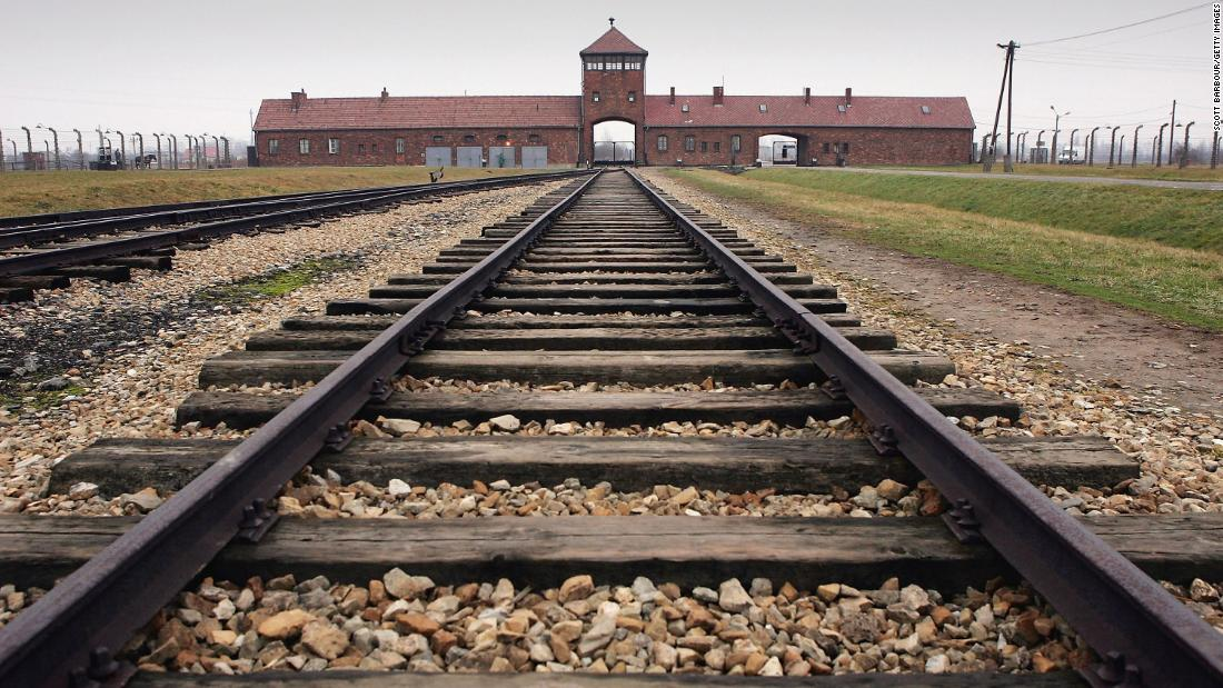 75 years after Nazi death camp was liberated, the world pauses to remember