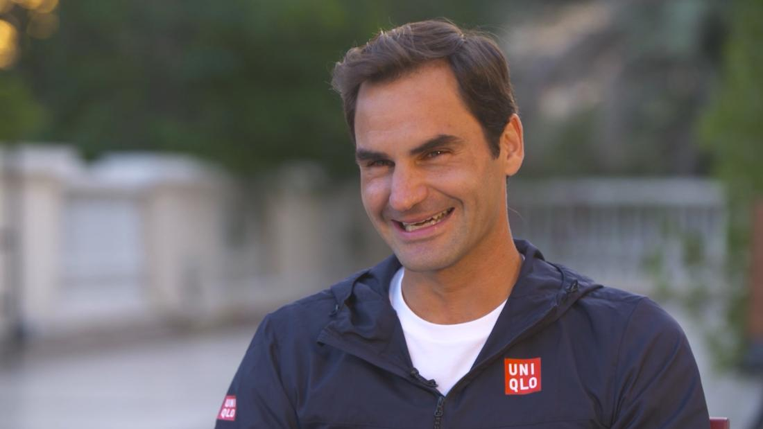 Roger Federer: If I could go back in time I'd play ...