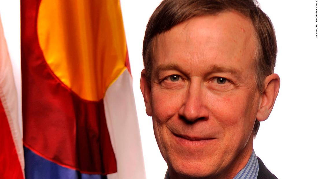 John Hickenlooper: What I'd do for America's workers