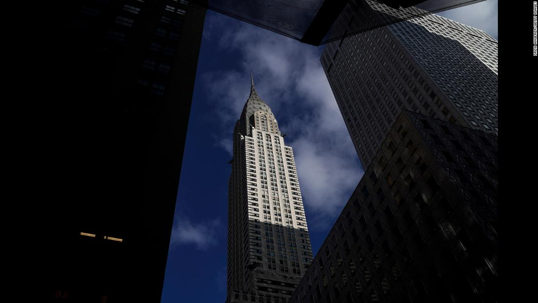 "The Chrysler Building stands in Midtown Manhattan on Wednesday, January 9. It was announced this week that the iconic New York building <a href=""http://www.cnn.com/2019/01/09/business/chrysler-building-for-sale/index.html"" target=""_blank"">has been put up for sale</a>. <a href=""http://www.cnn.com/2019/01/04/world/gallery/week-in-photos-0104/index.html"" target=""_blank"">See last week in photos</a>"