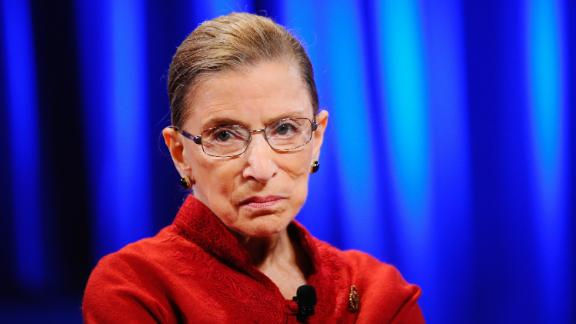 """Supreme Court Justice <a href=""""https://www.cnn.com/2020/09/18/politics/ruth-bader-ginsburg-dead/index.html"""" target=""""_blank"""">Ruth Bader Ginsburg</a> died September 18 due to complications of metastatic pancreas cancer, the court announced. She was 87. Ginsburg, the second woman to serve on the US Supreme Court, was appointed in 1993 by President Bill Clinton and in recent years served as the most senior member of the court's liberal wing."""