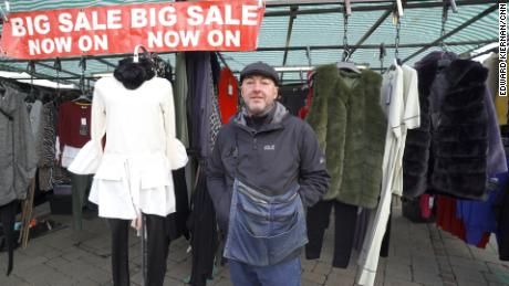 Romford Market Stand Trader and Leave Voter Tony Geary Confessed That He Felt