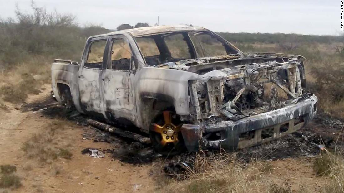 20 bodies found in northern Mexico, many burned in vehicles