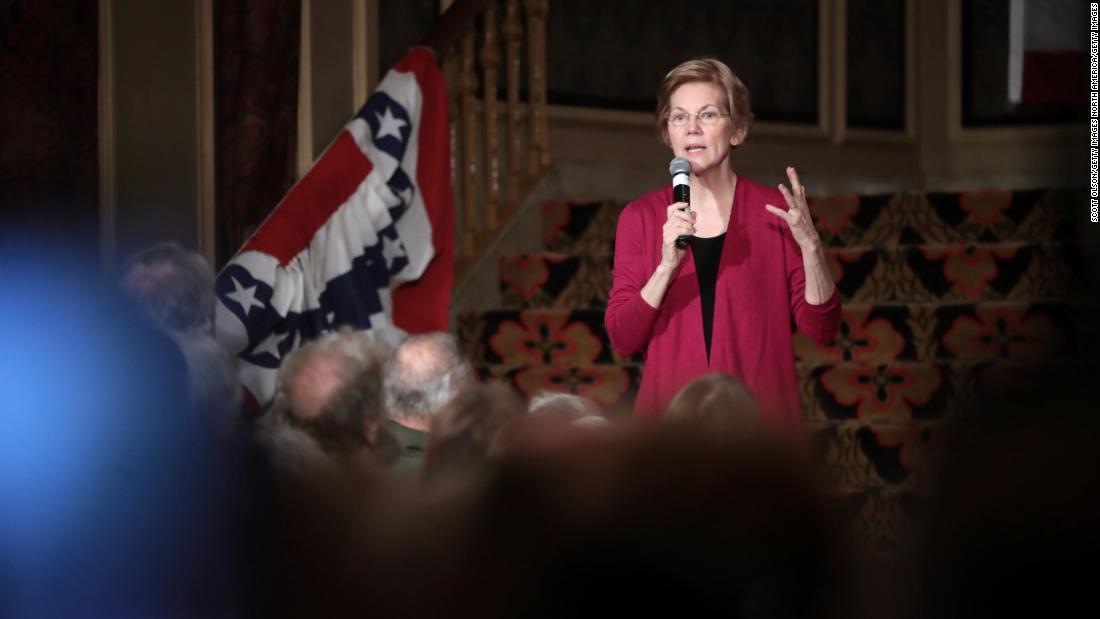 The white supremacy of Elizabeth Warren - IndianCountryToday com