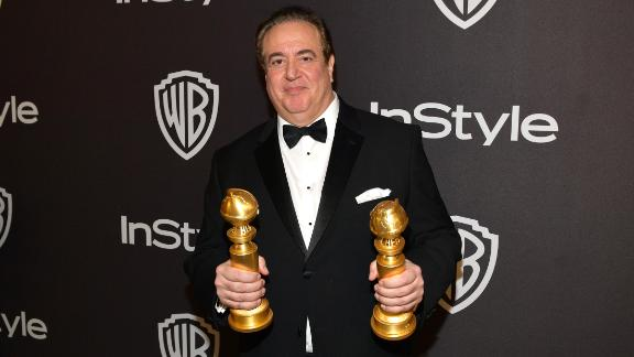 Writer Nick Vallelonga attends the 2019 InStyle and Warner Bros. 76th Annual Golden Globe Awards Post-Party at The Beverly Hilton Hotel on January 6, 2019 in Beverly Hills, California.