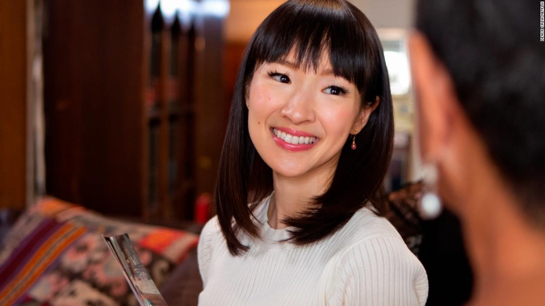 Marie Kondo cleared your homes of clutter. Now she wants to sell you stuff