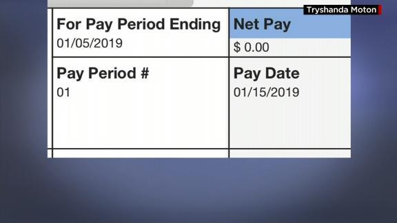 Tryshanda Moton missed pay