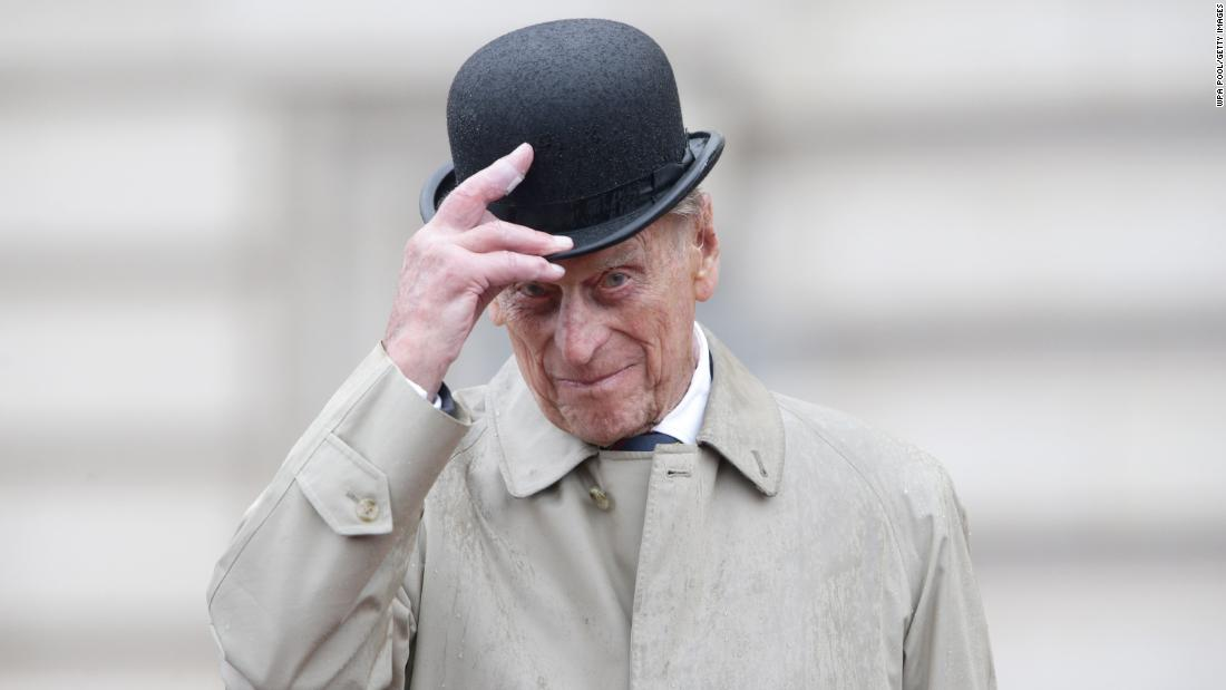 How the Queen will say goodbye to Philip