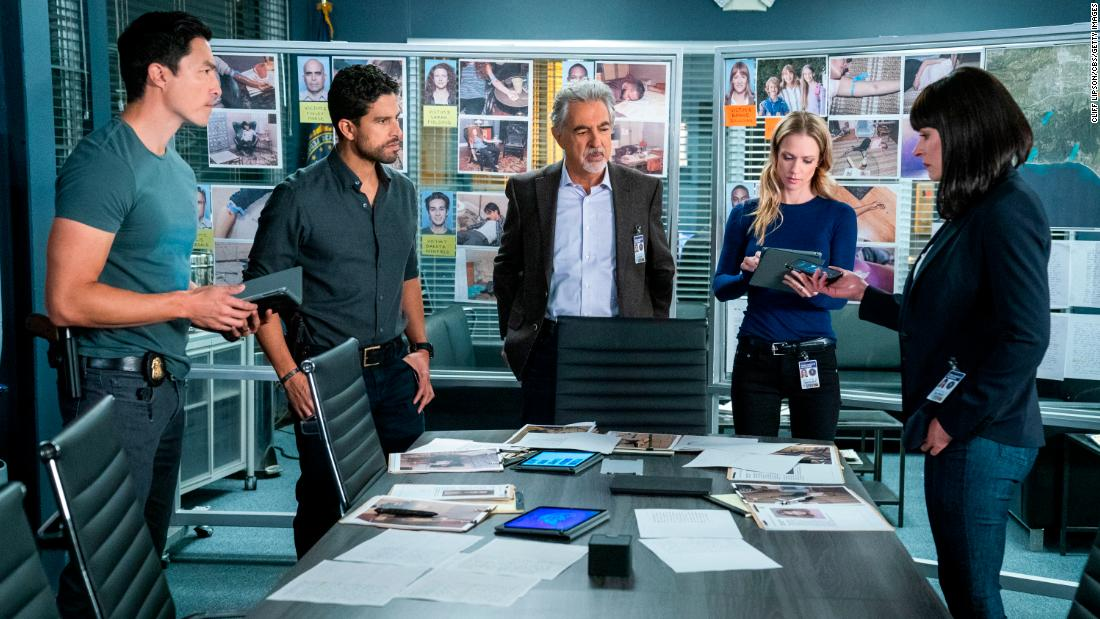 Criminal Minds' to end with Season 15 - CNN
