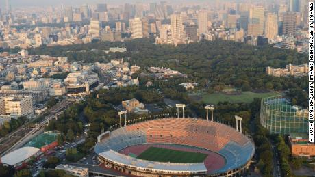 It was announced in 2013 that Tokyo would host the 2020 Olympics.