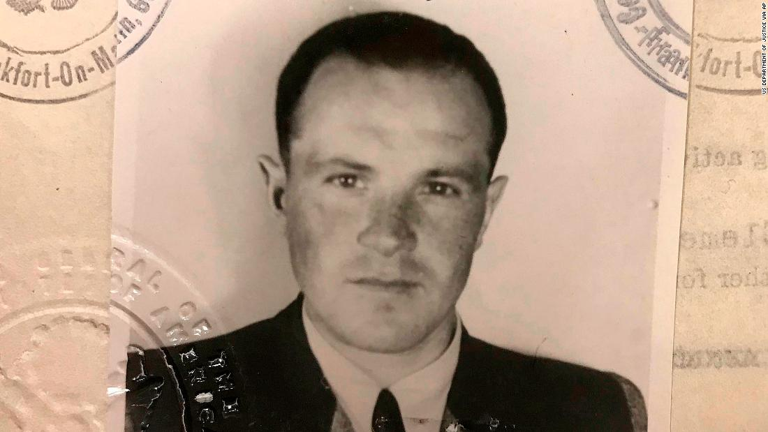 Nazi prison guard who lived in New York for decades dies at 95