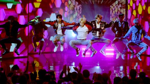 BTS fans must make do with recorded performances for now -- the group is taking some time off.