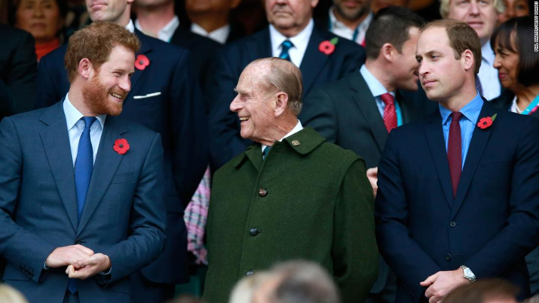 Prince Harry will attend Prince Philip's funeral