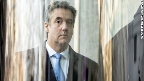 In this December 2018 file photo, US President Donald Trump's former attorney Michael Cohen arrives at US Federal Court in New York.