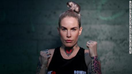 Bec Rawlings: From the terror of domestic abuse to bare-knuckle world champion