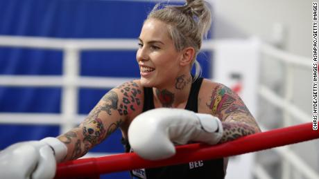 Rawlings is defending her bare-knuckle world title on February 2