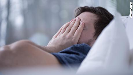 Losing one night's sleep may increase risk factor for Alzheimer's, study says