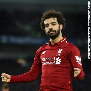 Salah soothes Liverpool nerves in title race